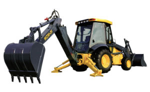 Low Price Backhoe Loader of Wz30-25 pictures & photos