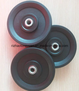 Nylon Pulley Wheels with Bearings pictures & photos