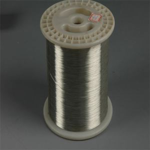 Quality Assurance Aluminum Clad Steel Wire in Wooden Reel pictures & photos