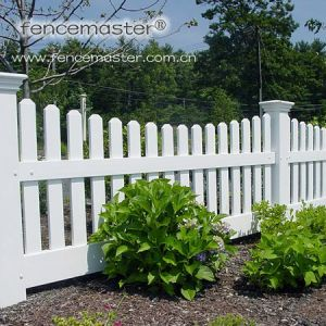 Picket Fence with Limited Lifetime Warranty pictures & photos