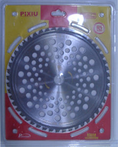 T. C. T Circular Saw Blade for Cutting Grass pictures & photos