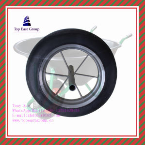 300-7, 350-8, 400-8 High Quality PU Foam Wheel pictures & photos