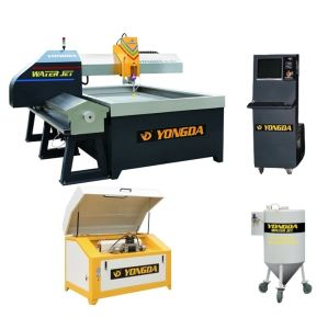 Top Brand Water Jet Cutting Machine (YD-1212)