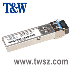 10G, 1550nm, 40km Duplex SFP+ Transceiver Optical SFP Transceiver Module