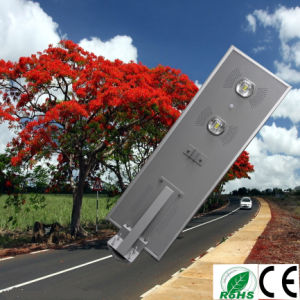 70W LED Hot Summer Customized All in One Solar Street Light Integrated Solar Garden Light pictures & photos