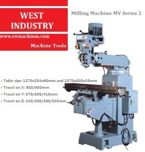 Milling Machine with CE Standard pictures & photos