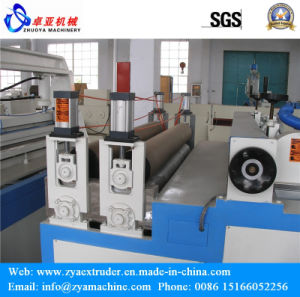 PP/PE Sheet Single Screw Extruder Machine pictures & photos