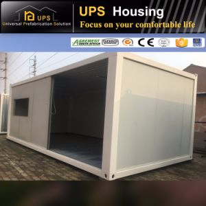 SABS Certificated Durable Green Modular Container House pictures & photos