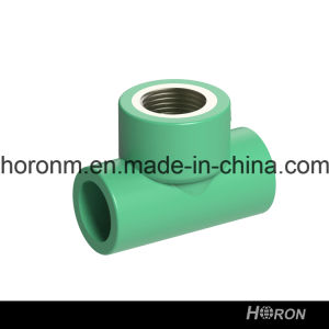 PPR Water Pipe Fitting (FAMALE THREAD REDUCING TEE)