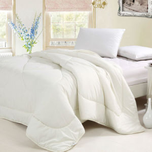Quilting White Down Alternative Comforter