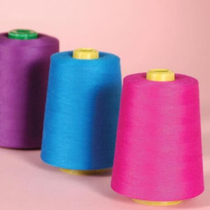 100% Polyester Sewing Threads Wholesalers pictures & photos