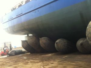 Rubber Ship Launching Marine Airbag, Marine balloon for Vessel