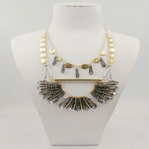 Unique Shape Fashion Necklace