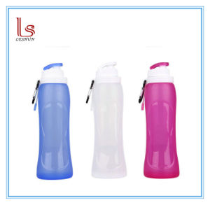 Hot Selling Wholesale Water Bottle Silicone Sports Kettle pictures & photos
