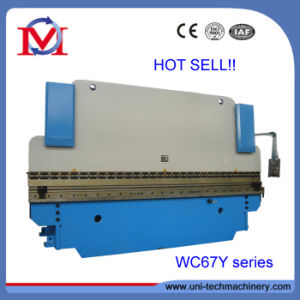 China Cheap Price Hydraulic Press Brake Machine (WC67Y 80/3200) pictures & photos