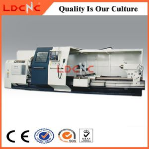 China Heavy Duty Horizontal Precision CNC Lathe Manufacturer pictures & photos
