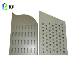 Perforated Aluminum Wall Panel PVDF Wall Panel for Decorative