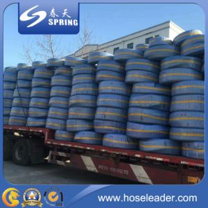 Soft PVC Steel Wire Reinforced Hose pictures & photos