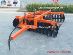 Farm Tractor Harrow Hydraulic Disc Harrow with Low Price pictures & photos