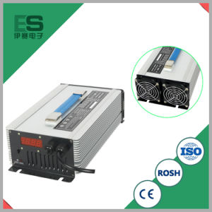 29.2volts LiFePO4 Automatic Battery Charger pictures & photos