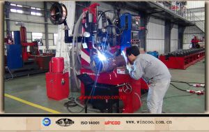 High Efficienccy Pipe Spool Welding Machine/Pipe Welding Machine pictures & photos