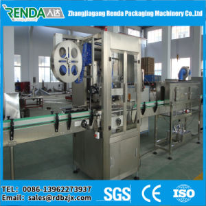 Small Bottle Labeling Machine /Shrinking Sleeve Labeler Machine pictures & photos