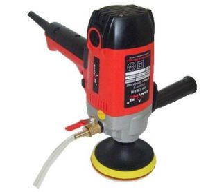 """4""""Air Water Filled Polisher Polishing Machine For Granite Marble Concrete Stone"""