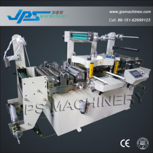 Label Flatbed Die Cutter Machine with Lamination+ Punching pictures & photos