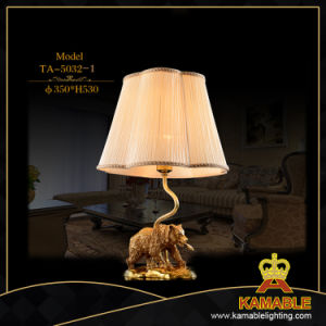 Living Room Luxury Animal Table Lamp (TA-5032-1) pictures & photos