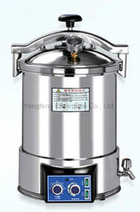 Manually Operation Portable Electric Heating Pressure Steam Sterilizer Autocalve pictures & photos