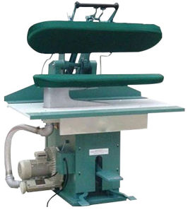 Factory, Army, Mine, Institution and Resort Laundry Shop Equipment/Laundry Steam Press/Garment Press Machine pictures & photos