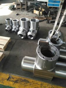 42CrMo Mchanical Gear Ring Forging for Wind Power pictures & photos