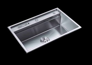 Single Bowl 304 Stainless Steel Kitchen Sink