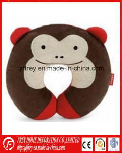 Hot Sale Soft Monkey Neck Cushion Warmer pictures & photos