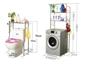 Washing Machine Storage Rack/Bathroom Racks/Floor Bathroom Toilet Rack/  Toilet Toilet Shelving