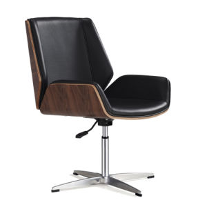 Modern Meeting Swivel Office Chairs Without Wheels