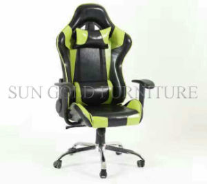 Hot Sale Racing Gaming Chair PC with Headrest (SZ-OCT003) pictures & photos
