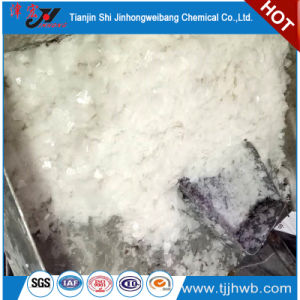 Caustic Soda Flakes with Pallet, Manufacturer Naoh pictures & photos