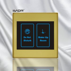 Hotel Doorbell System Touch Panel in Plastic Outline Frame (SK-dB2301SYS) pictures & photos