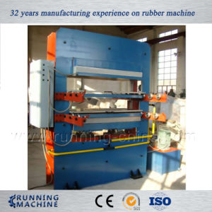 500tons Frame Type Vulcanizing Machine with Push-Pull Device