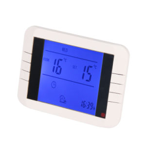 Programmable LCD Display Digital Room Thermostat for Heating 9f pictures & photos