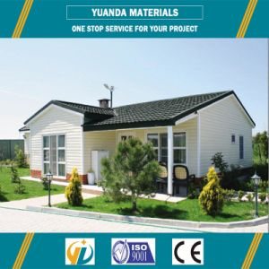 Prefabricated Anti-Earthquake House Modern Prefab Steel Villa pictures & photos