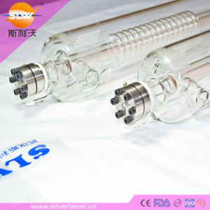 High Qualiey Lowest Price 100W CO2 Laser Tube with L=1450mm/D=80mm pictures & photos