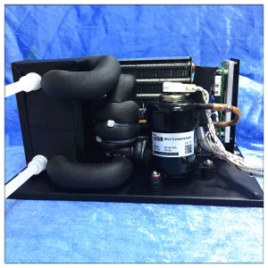 Direct Expansion System Condenser Unit for Compact and Portable Refrigeration System
