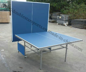 Strong MDF Indoor Ping Pong Table Professional Table Tennis Table for Sale pictures & photos