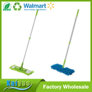 Custom Different Type Flat Mop with Triangle Square or Oval-Shaped pictures & photos