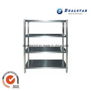 High Quality Middle Duty Warehouse Shelving Storage Rack