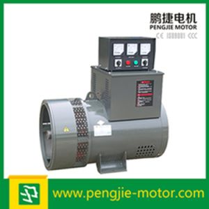 10kw St Stc AC Brush Single Phase Alternator 220V 50Hz