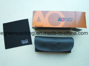PU Soft Leather Sunglasses Case (SS11) pictures & photos