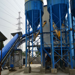 Best Price of Concrete Batching Plant Hzs90 pictures & photos